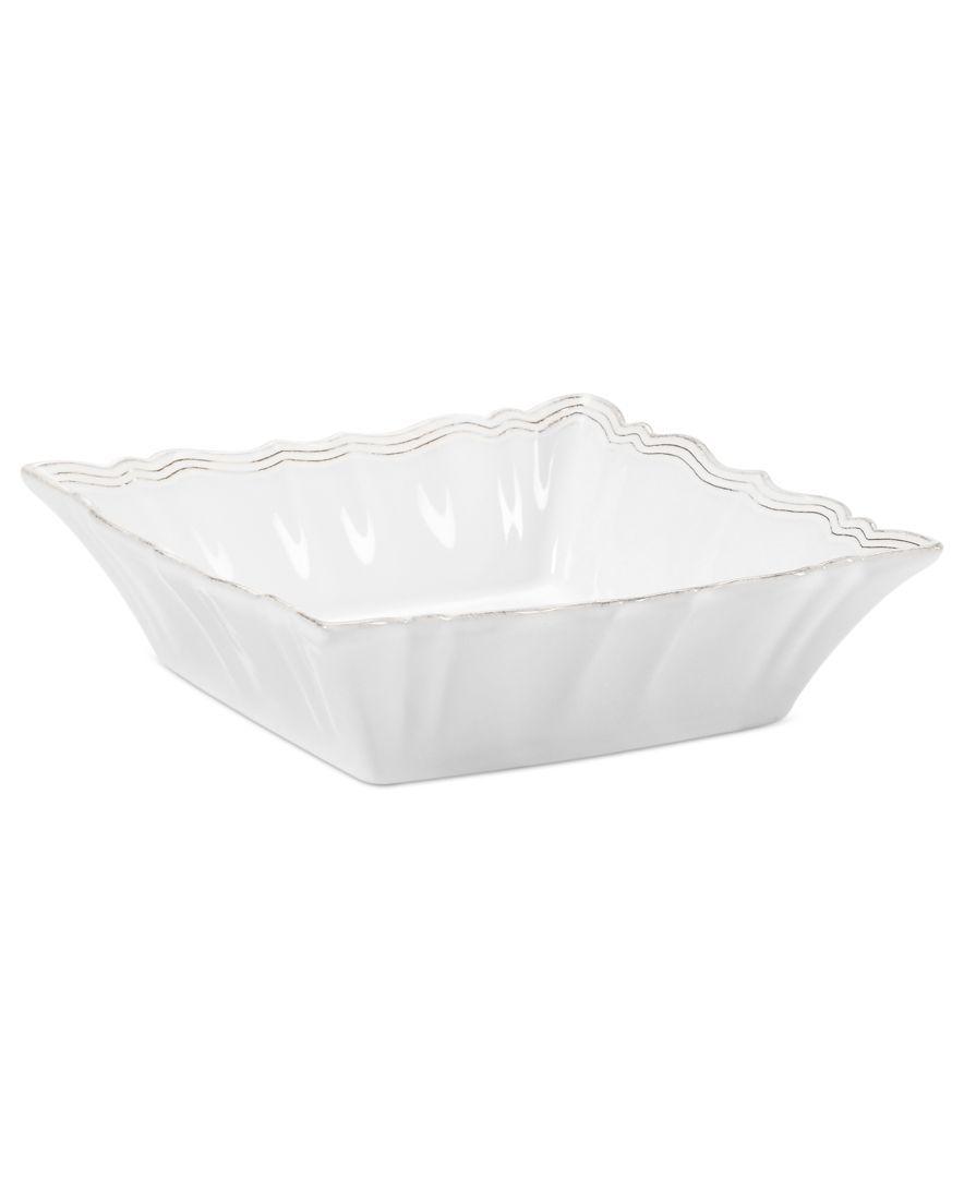 Mikasa Dinnerware, Alviano Square Vegetable Bowl
