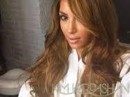 Image result for kim kardashian 2009 blonde hair