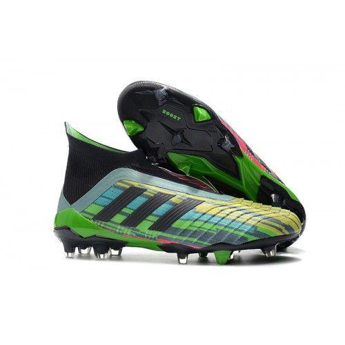 super cute 442aa 04983 2018 adidas Predator 18 FG Camo Football Shoes
