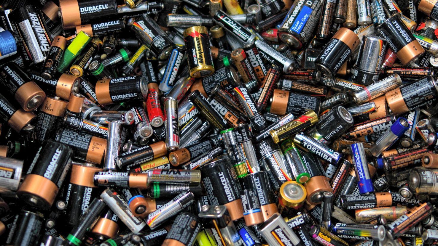 Batteries Alkaline Battery Recondition Batteries Rechargeable Batteries