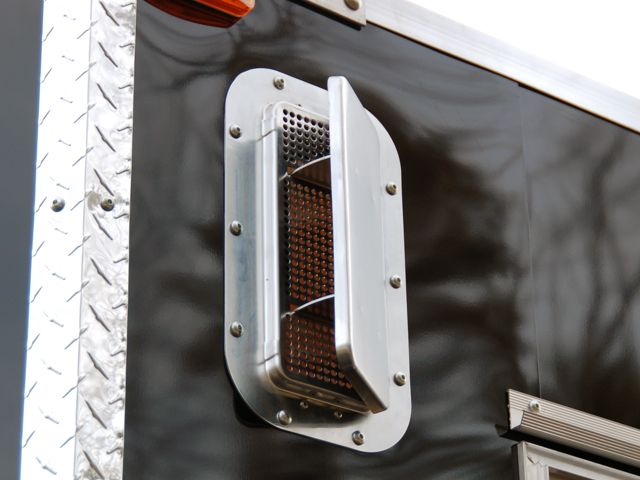 Proline Options Sidewall Vents Travel Trailer Vented Options