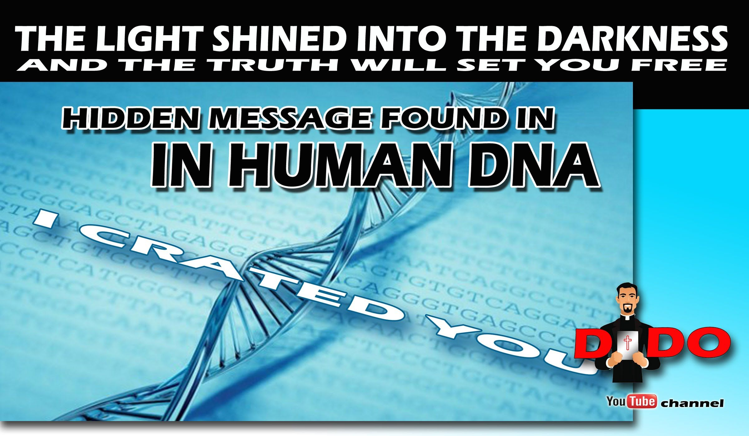 Message Found In Human Dna At Harvard Univesety Learning Science Human Dna Spirit Science