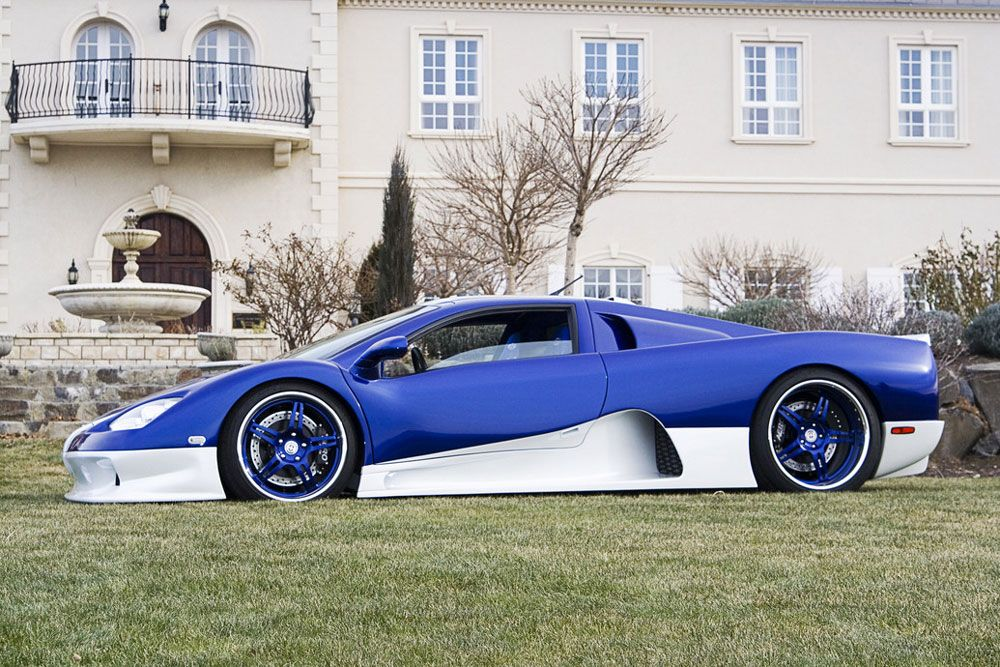 There are a lot of ways that you can define the SSC Ultimate Aero ...