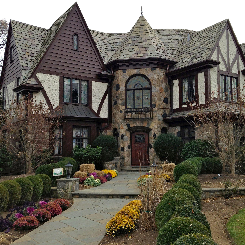 55 Gorgeous House Stone Revival Style Ideas Freshouz Com Gorgeous Houses Tudor Style Homes House Styles