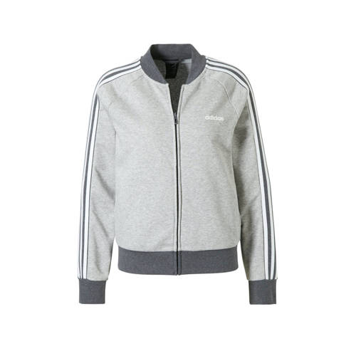 adidas performance sportvest grijs/antraciet - Grijs, Adidas ...