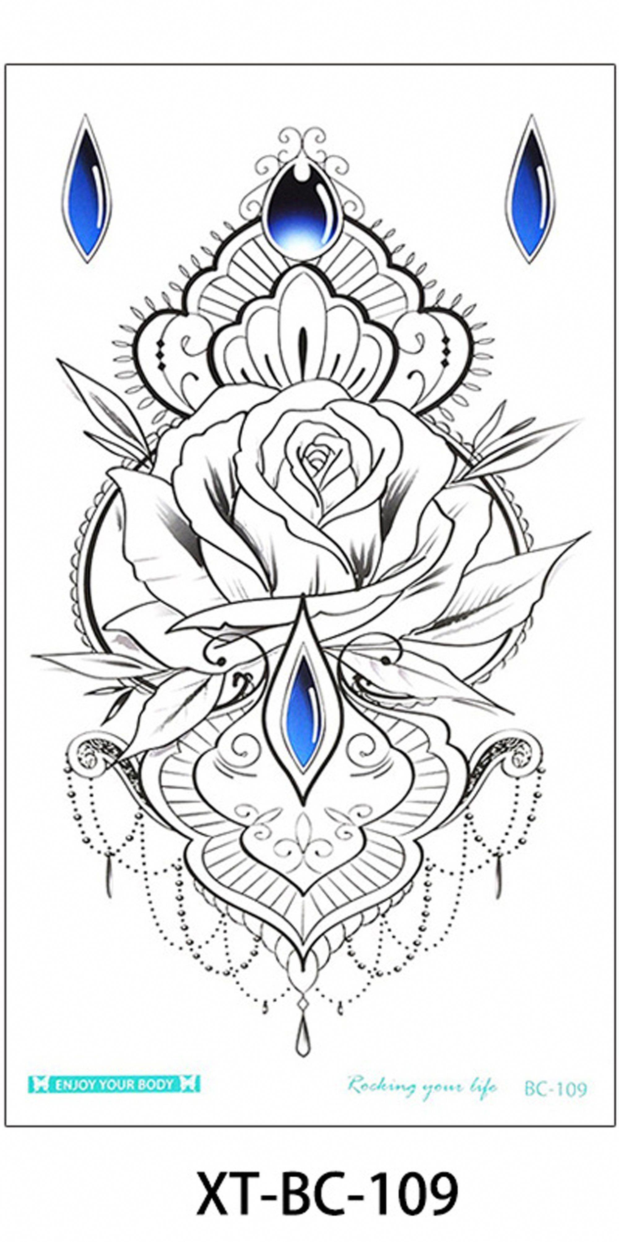 tattoo vorlagen zeichnung rosen in 2020 Tattoo vorlagen