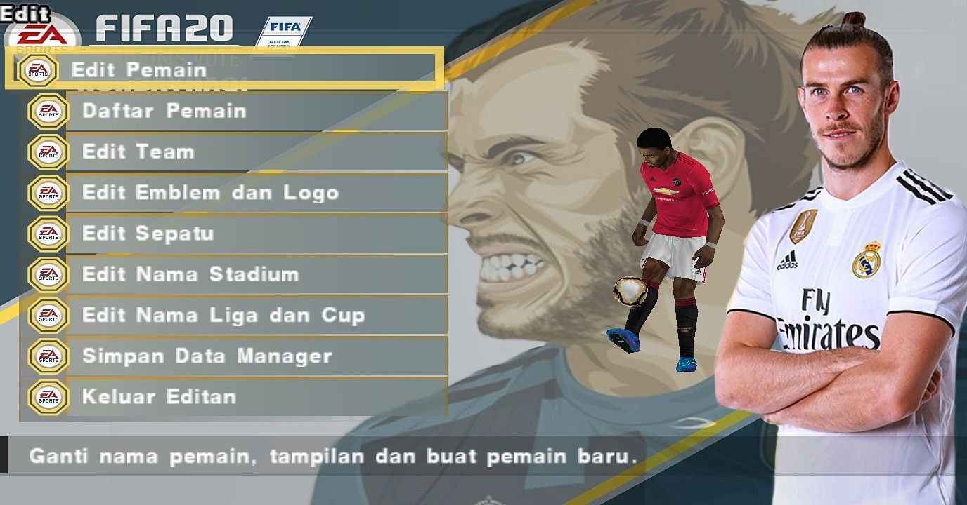 MANTAP Pes Chelito V7 Updated 2019 2020 Grass Lurus