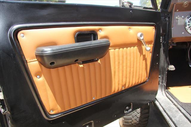 Early Bronco Parts Pleated Vinyl Door Panels Early Bronco Vinyl Doors Ford Bronco