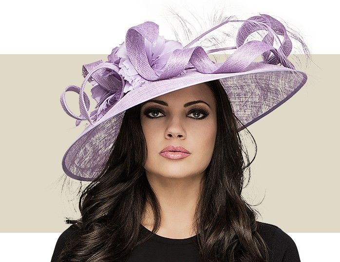 4f88af5310844 THE DOWNTON ABBEY HAT - This Gold Coast Couture Exclusive Nigel Rayment  Ladies Hat Kind Of Reminds Us Of Some Of The Wide-Brim Hats We ve Seen On  Downton ...