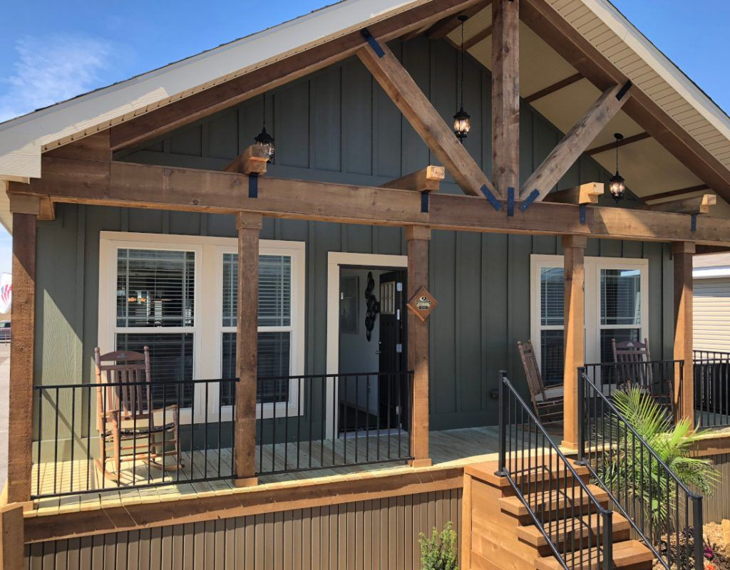 How To Buy The Perfect Mobile Home Mobile Home Porch Mobile