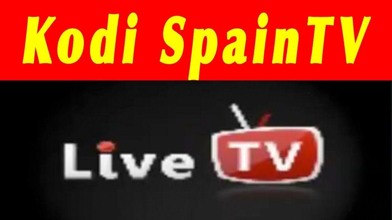 Install Kodi Spain TV Addon | IPTV, Live Sports, Special PPV events