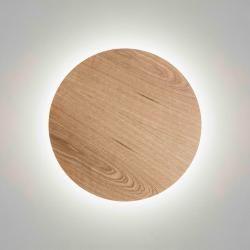 Photo of Lumini Eclipse wall lamp Ø 40cm copper 3000 ° Kdesigntolike.de