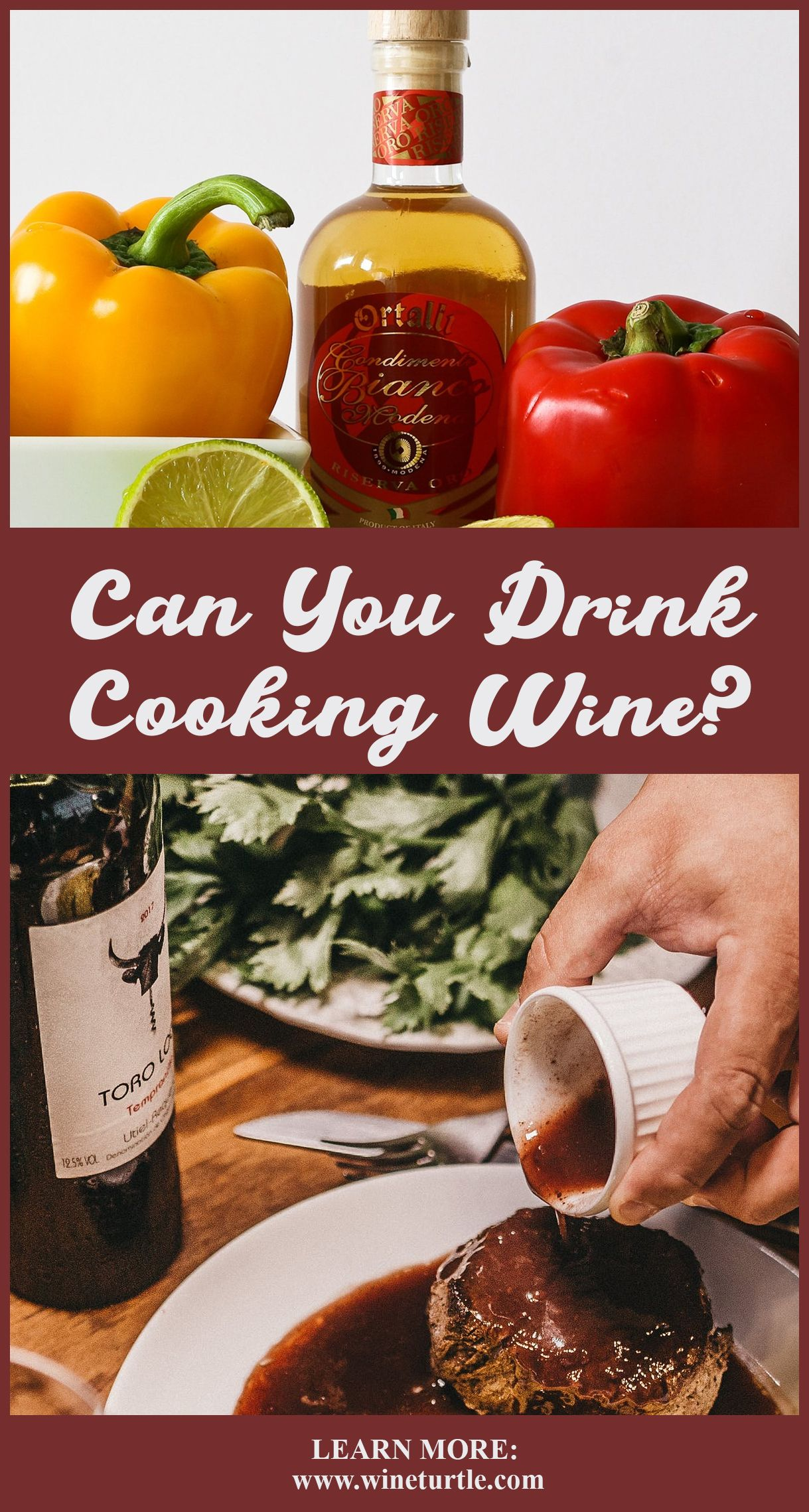 Can You Drink Cooking Wine Wine Turtle Cooking Wine Cooking Wine