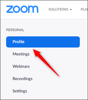 How To Change Your Personal Meeting Id Pmi In Zoom Person You Changed Meeting