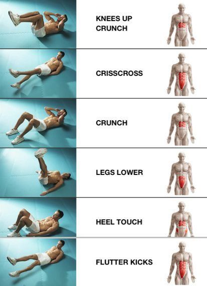 Atividade Física: Exercícios pra você fazer em cas