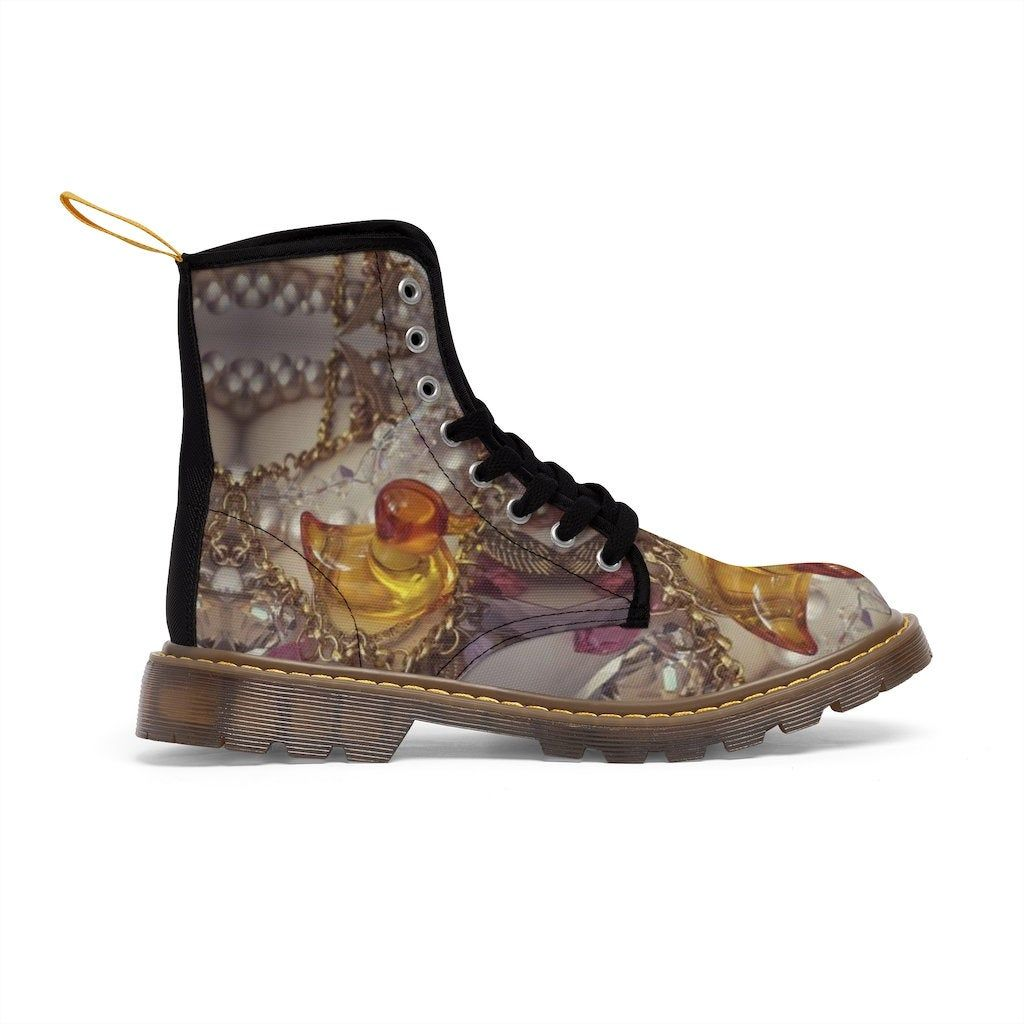 Rubber Duck Doc Martens Size 7 Womens Boots Unique Gifts For Etsy In 2020 Boots Vegan Boots Women Canvas Boots