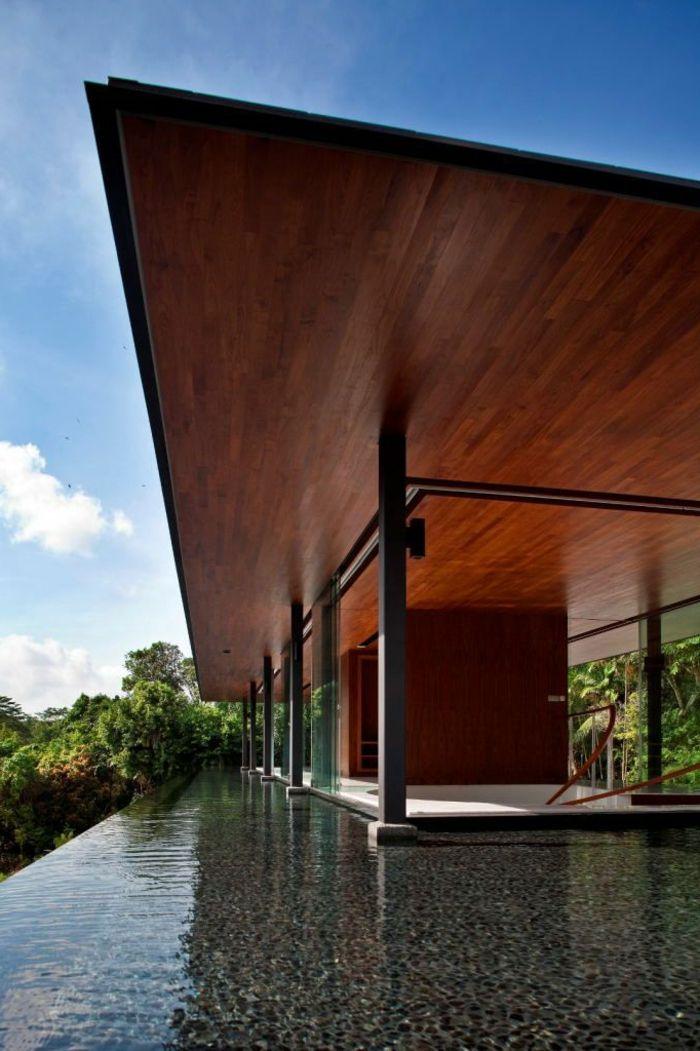 Le minimalisme en architecture contemporaine en 53 photos! Maison