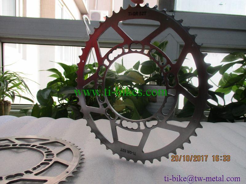 Xacd Made Ti Bicycle Chain Rings China Titanium Bike Chain Ring