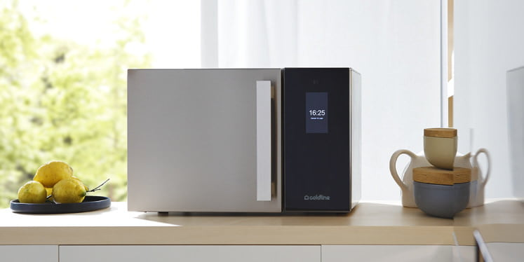 The Life W30 Is A Countertop Blast Chiller For Your Home Kitchen