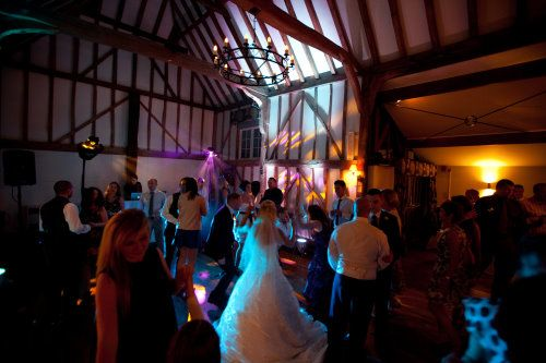 This Is A Great Photo Of Guests Dancing At Wedding Disco Channels Golf Club Near Chelmsford In Essex I Am DJing And Was Taken By My Good