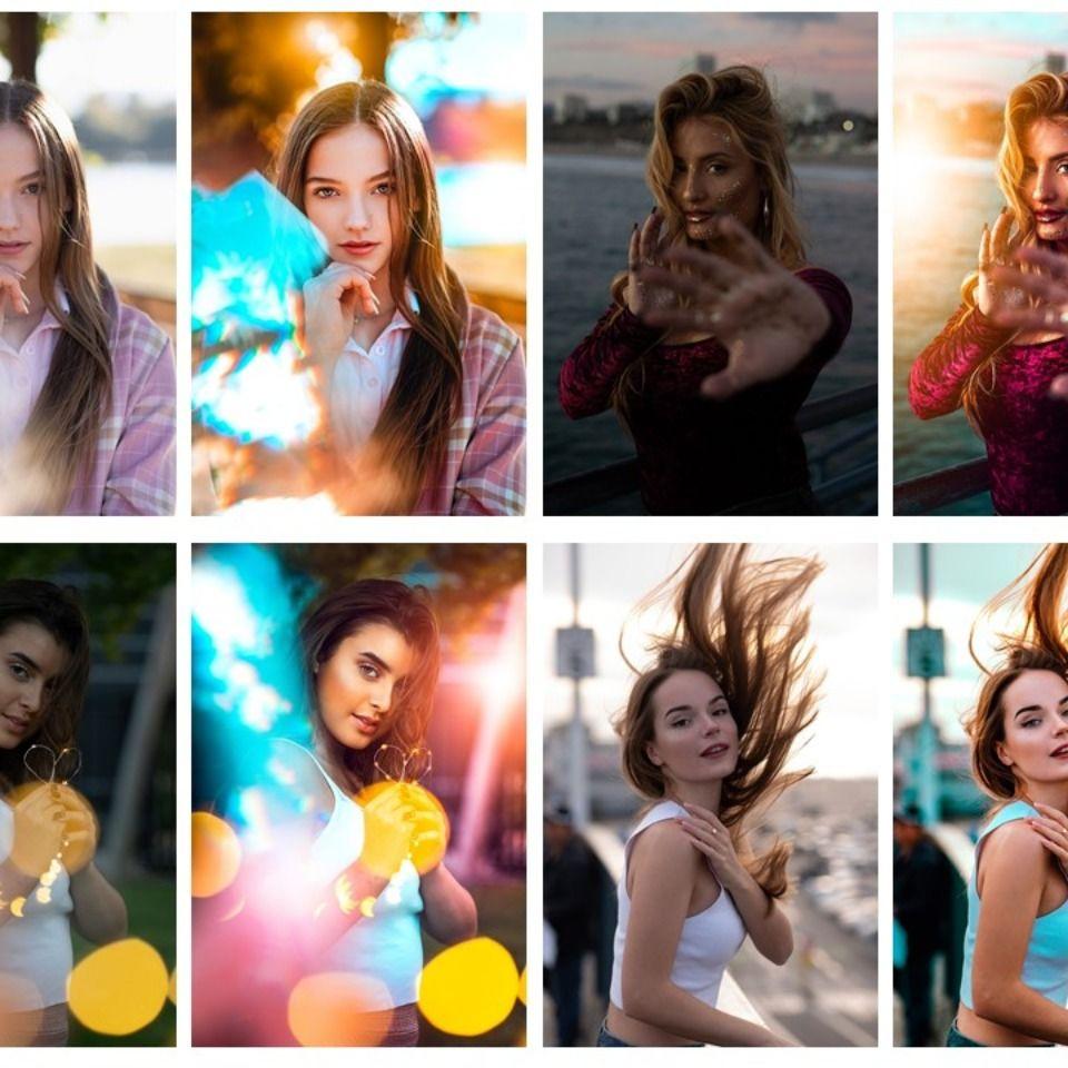 Ultimate Portraits Lightroom Presets в 2020 г (с
