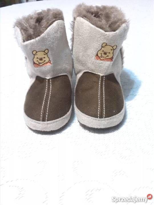 Www Sprzedajemy Pl Kozaczki C A Disney Kubus Puchatek Nowe Boots Ugg Boots Winter Boot