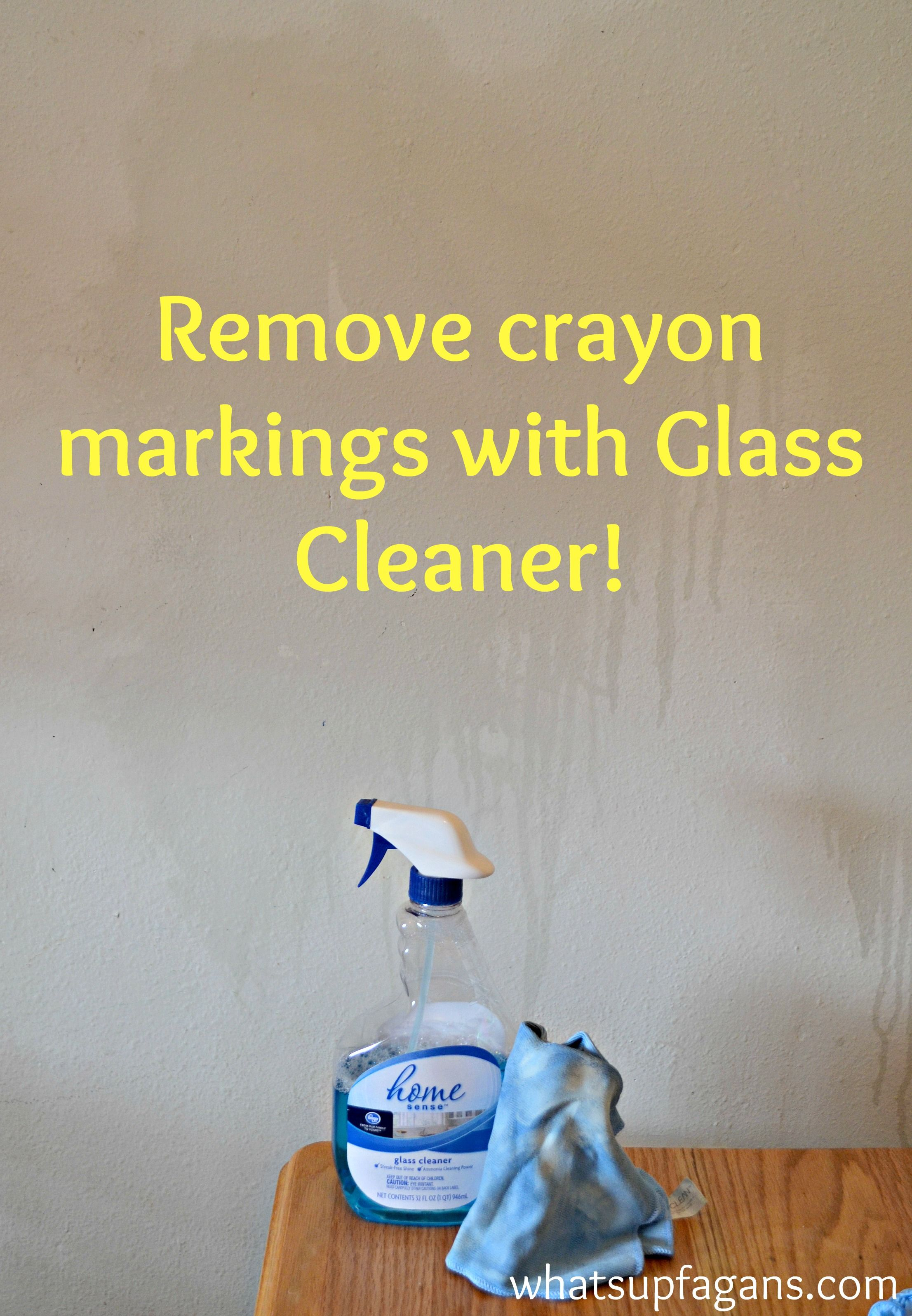 How to clean mold off walls - Methods That Really Work To Remove Crayon From Walls