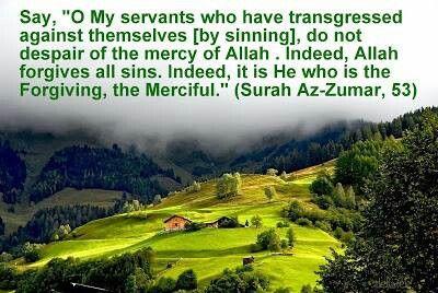 Surah Az-Zumar 53