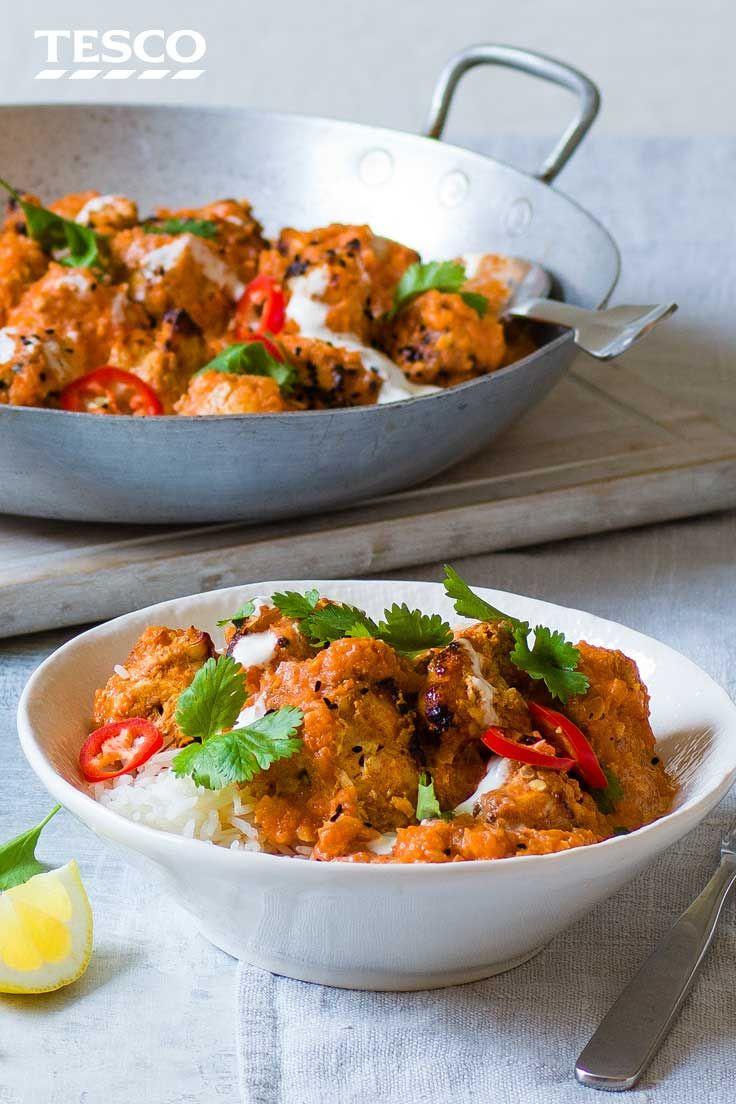 Cheat\'s chicken tikka masala | Rezept | Pinterest