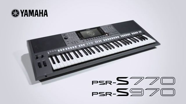 I Liked the Yamaha PSR-S770 on usa yamaha com  What do you think