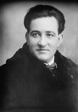 five famous male opera singers in the first half of the 20th century