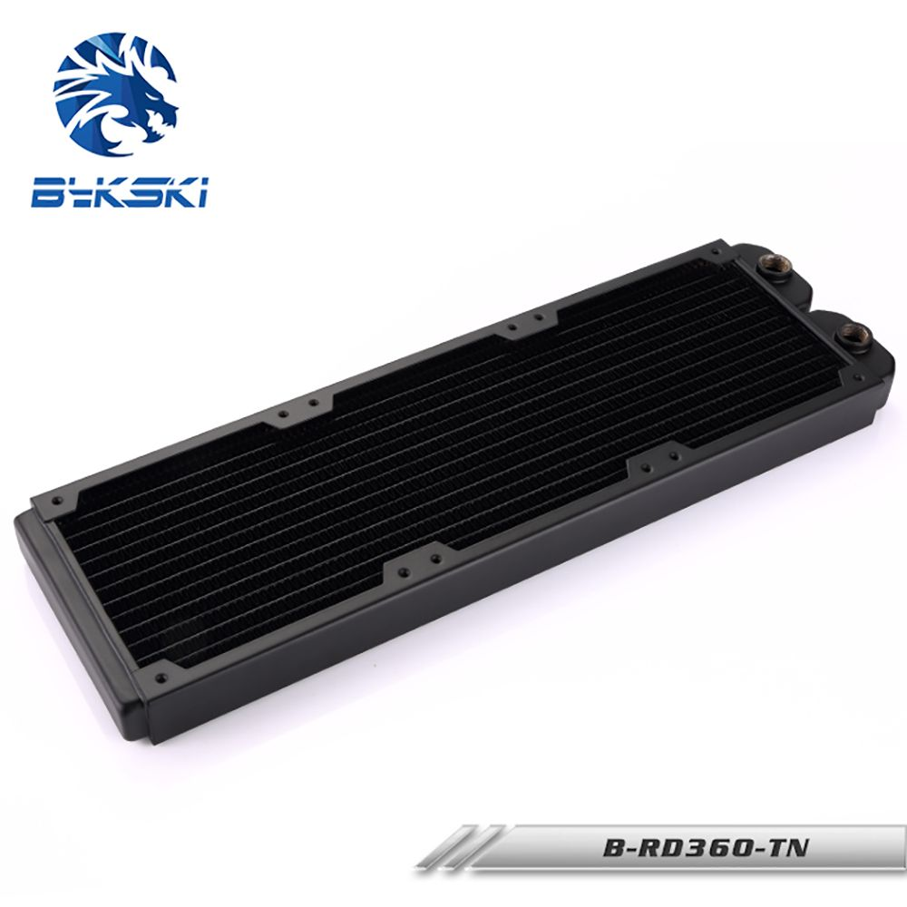 Bykski 28mm Thick Copper 360mm Single Row Of Radiator Computer