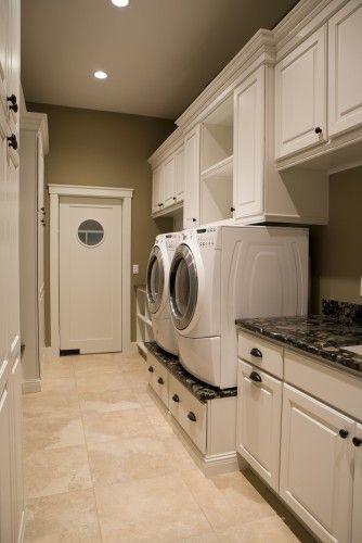 Lavanderia Grande Lavadero Laundry Laundry Place Diseno De