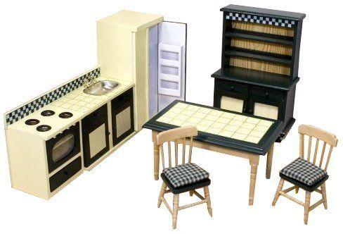 Mobili Per Casa Delle Bambole : Per la bambola acessorios di mobili per la casa per le bambole