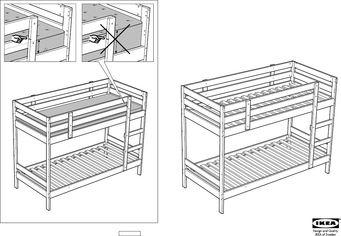 Pin Oleh Neby Di Bedroom Apartments Ideas Bedroom Bed Dan Ikea