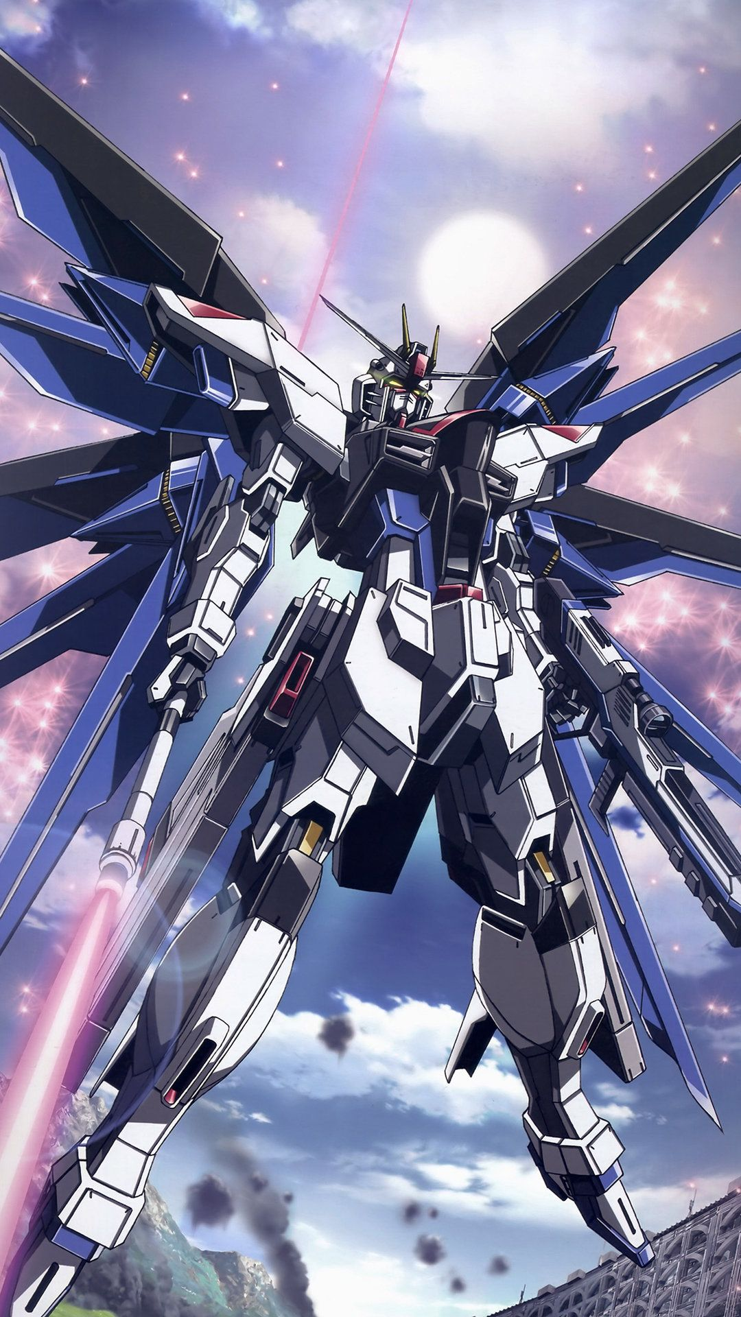 New iPhone Wallpaper iPhone Wallpaper in 2020 Gundam
