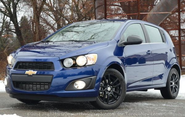 2014 Chevrolet Sonic Lt Review So Much Good So Little Cost