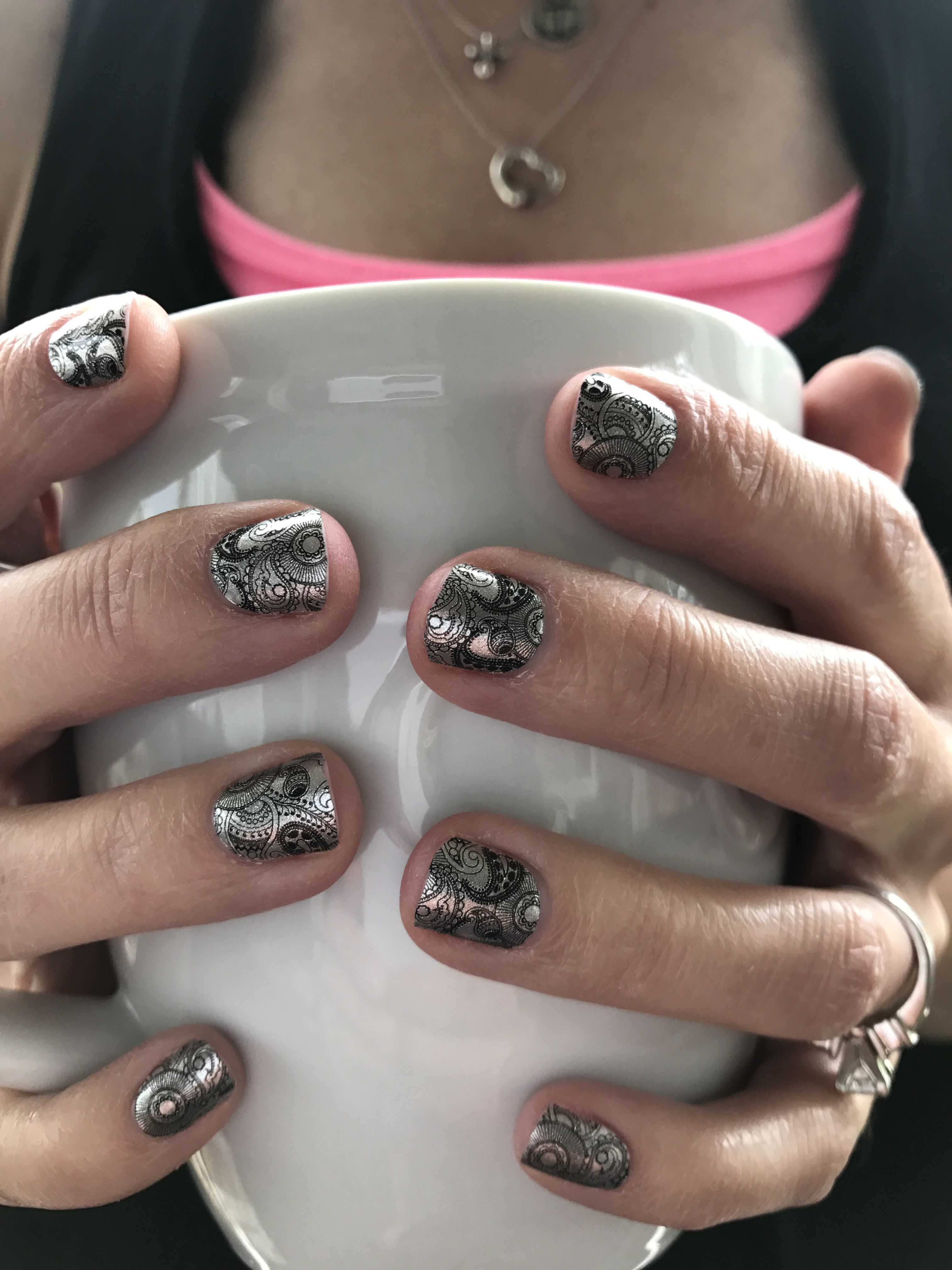 Mendi Magic by Color Street. 100% real nail polish strips. Instantly ...