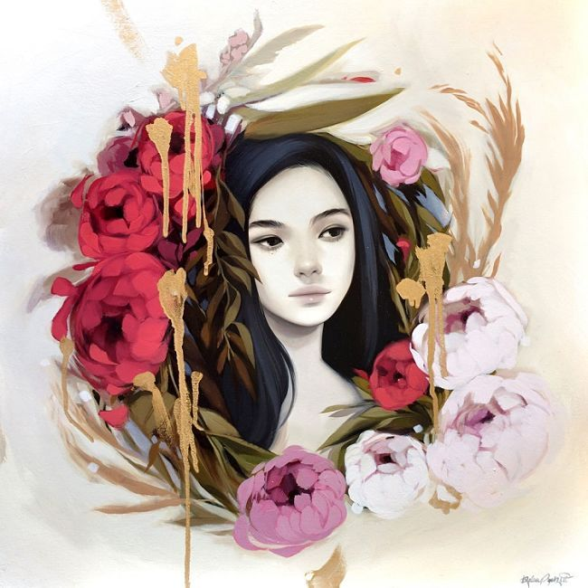 Kelsey Beckett #art #painting