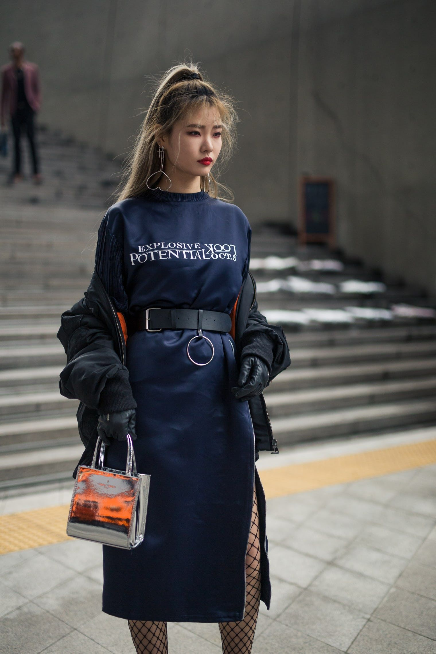 42 Seoul Fashion Week Street Style Pics That Go The Distance