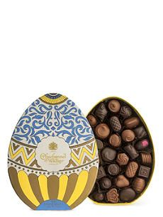 Charbonnel et walker oval chocolate box 395g holidays pinterest easter negle Image collections