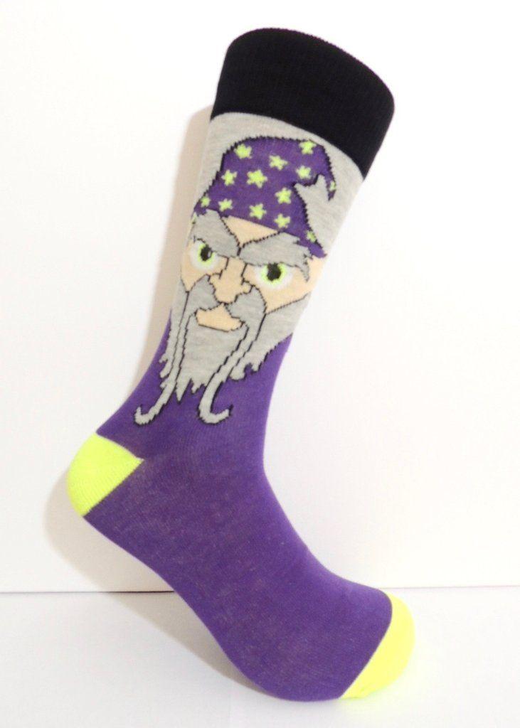 Wizard Socks Mens Socks Socks Dress Socks Mens Fashioncat