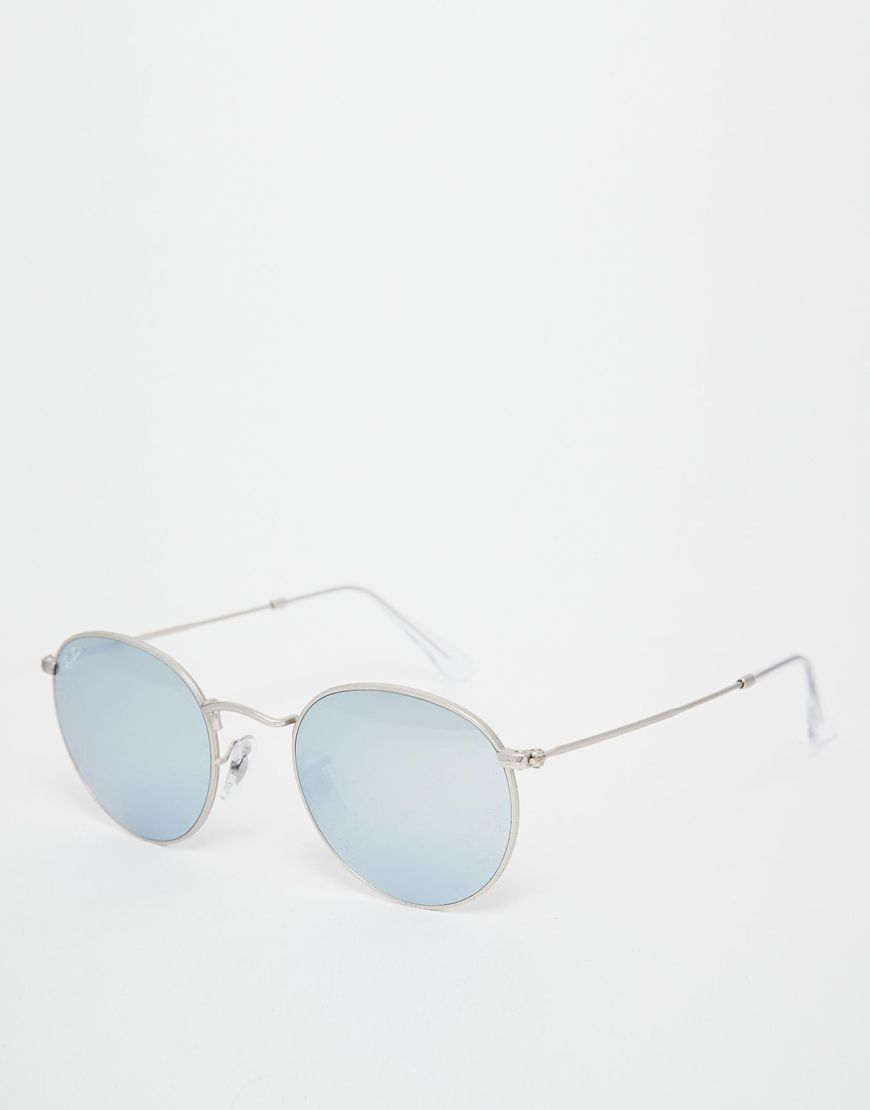 c53dd597efcedf Ray-Ban+Round+Mirror+Sunglasses   sappes   Round ray bans, Mirrored ...