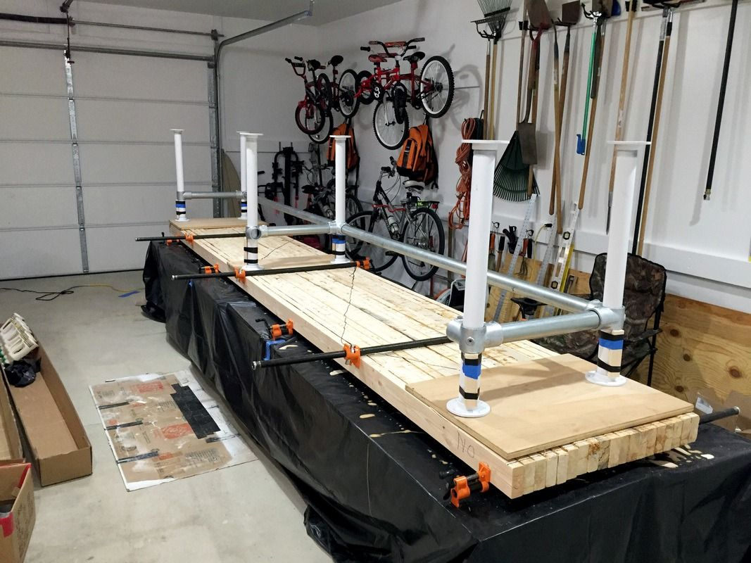Heavy Duty Workbench: Plans To Build Your Own #DIY