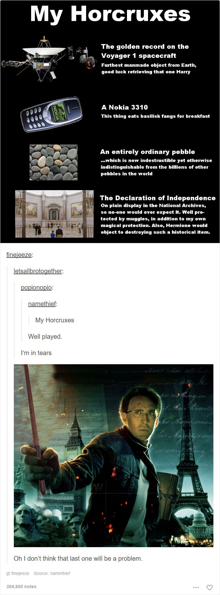 20+ Harry Potter Tumblr Posts That Are Impossible Not To Laugh At If You're A Potterhead