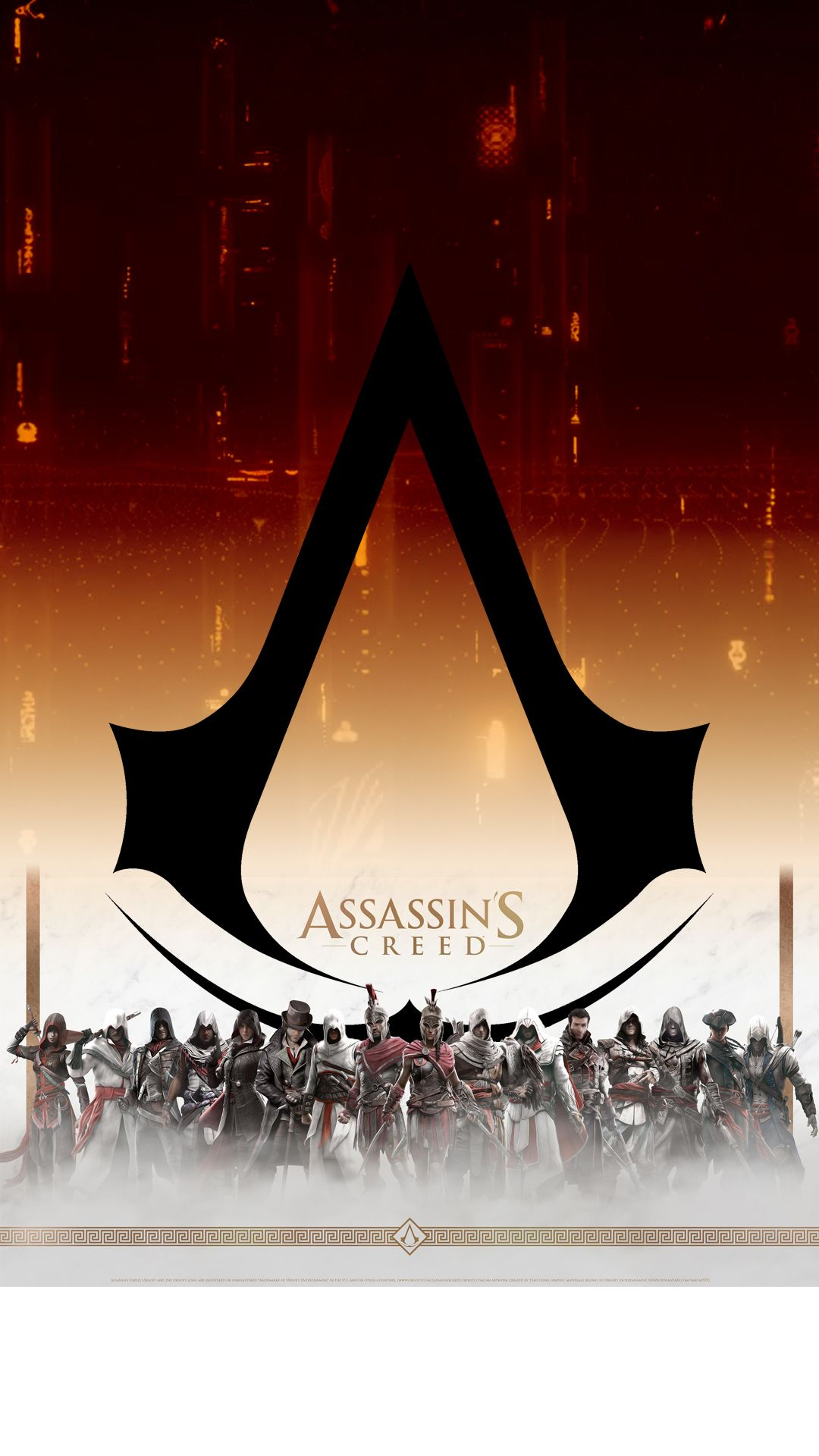 Assassins S Creed Odyssey Inspired Wallpaper For The Iphone 8