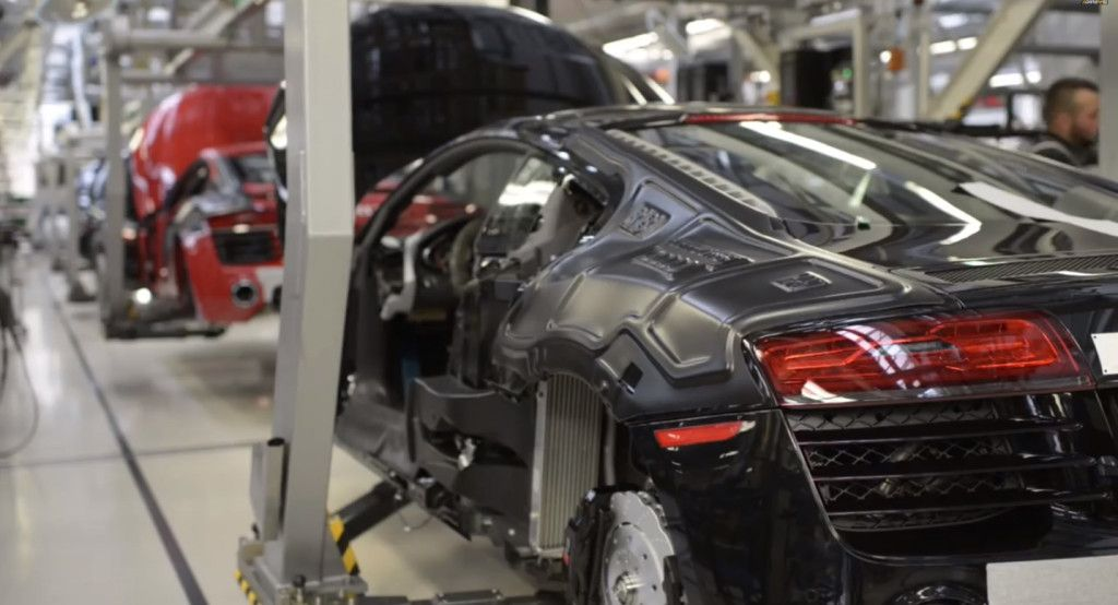 How it's Made: The #Audi #R8 #V10 #Plus Edition - 6SpeedOnline.com | #quattro #GmbH #drive #supercar #exotic #Germany