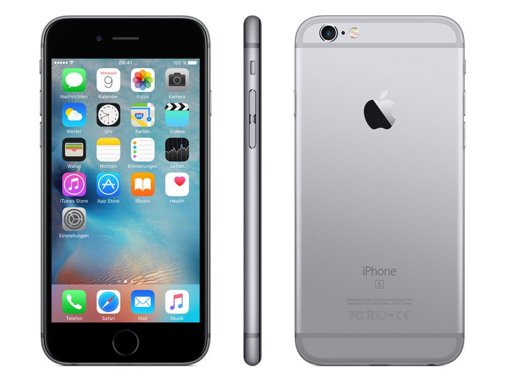 Apple Iphone 6s 16gb Space Grau Ohne Simlock Smartphonesparen25 Com Sparen25 De Sparen25 Info Iphone Apple Iphone Und Neue Handys