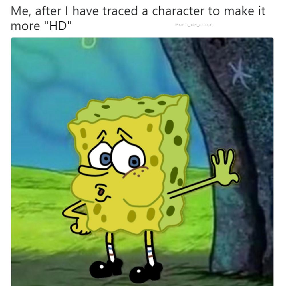 Hd Tired Spongebob Spongebob Memes Know Your Meme