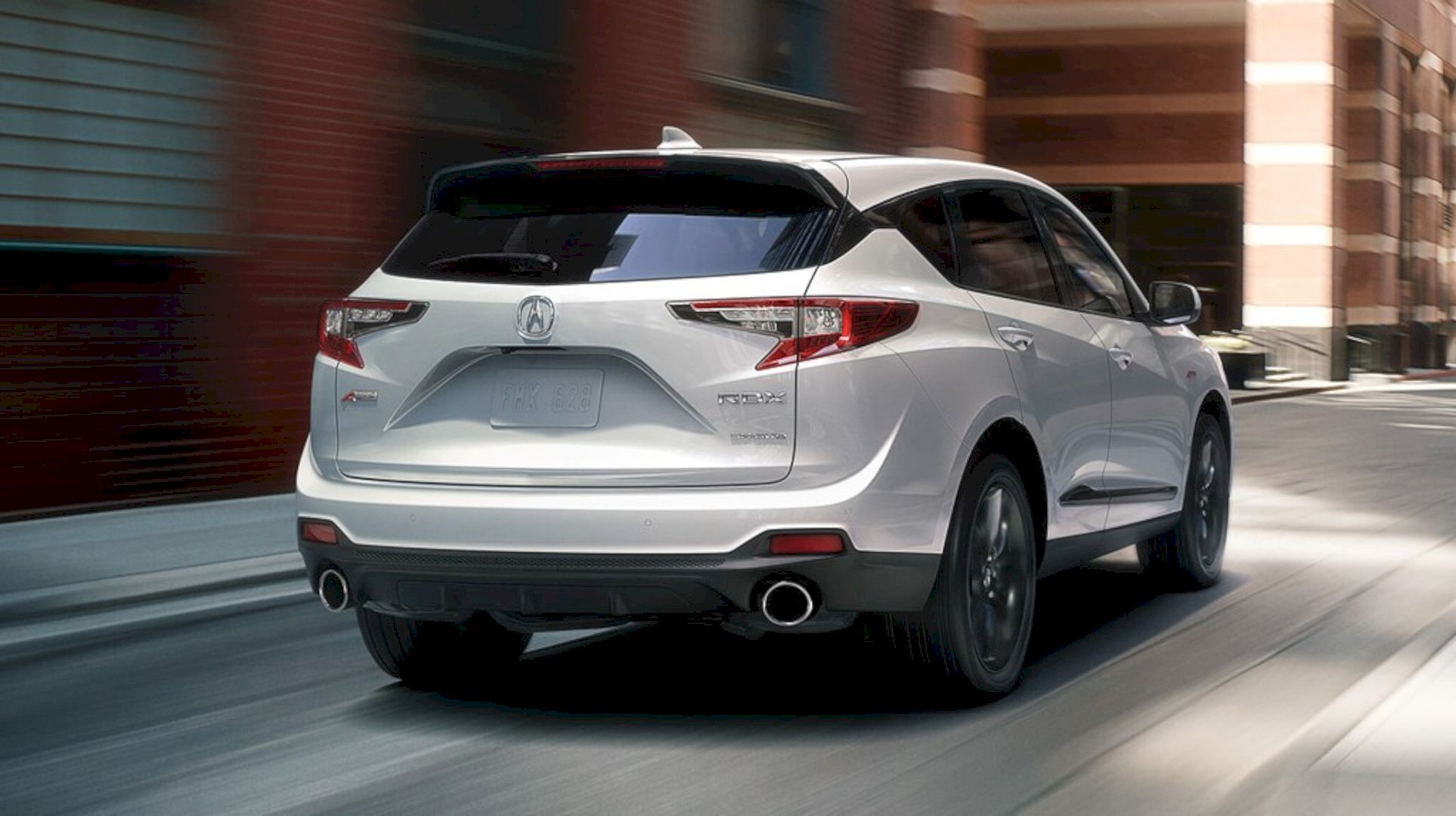 2019 Acura Rdx The Luxury Crossover With Personality Acura Rdx Luxury Crossovers Acura